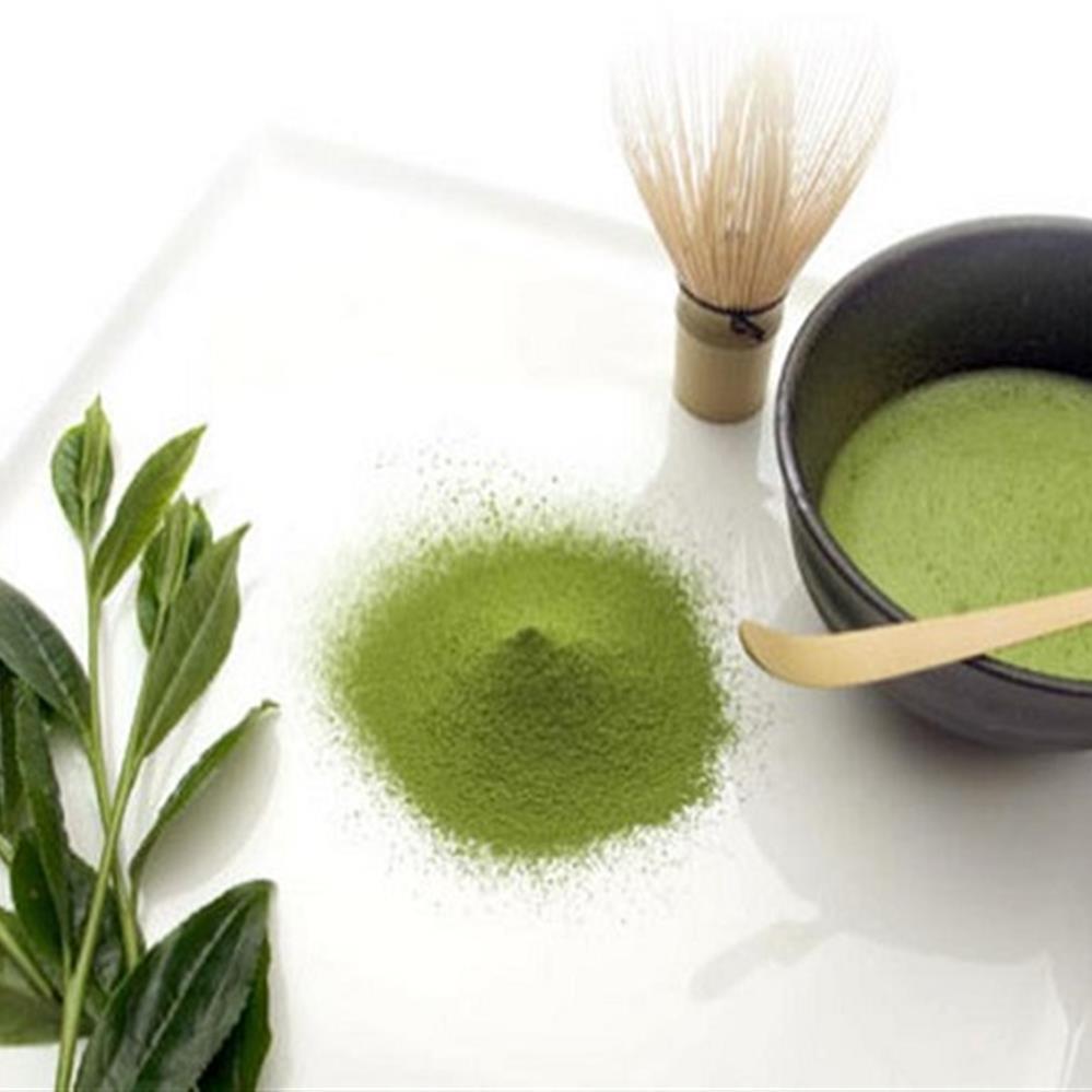 Hải Trà Tân Cương - Công dụng của bột trà xanh đối với sức khỏe - Ảnh 1
