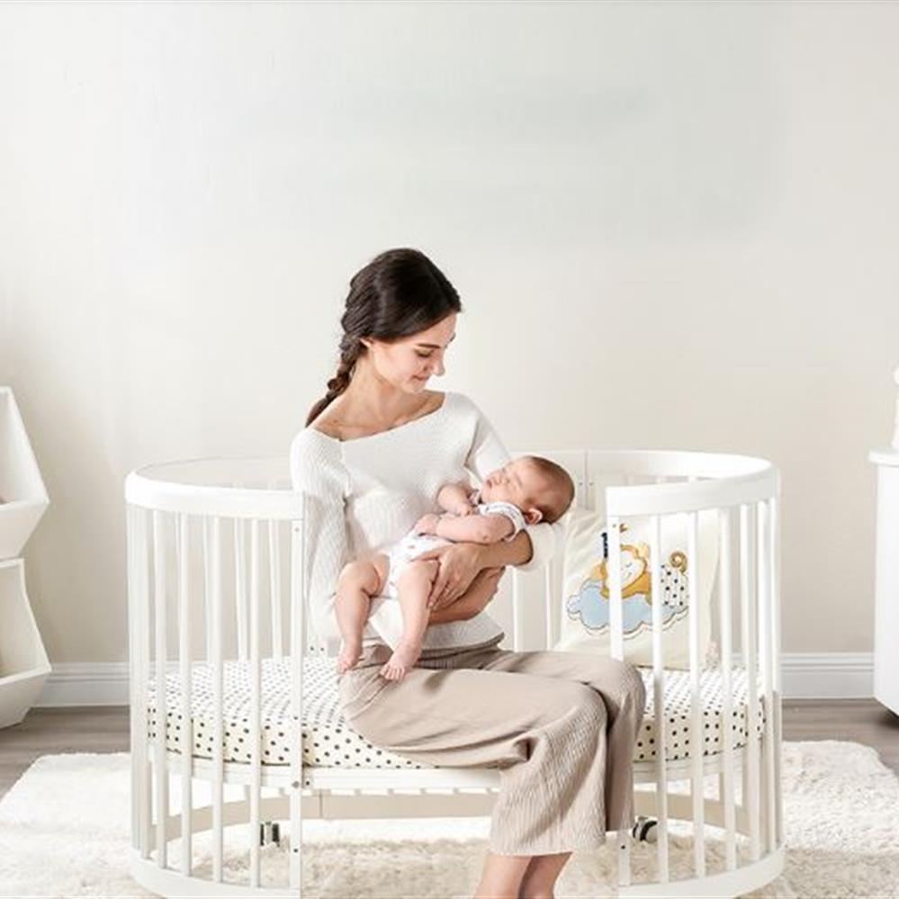 5 Lý Do Bố Mẹ Việt Ưa Chuộng Nôi Cũi Em Bé Chilux - Ảnh 3