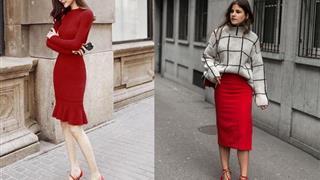 3 lý do khiến con gái mê mẩn đôi giày cao gót màu đỏ và những cách phối đồ 'đỉnh' nhất