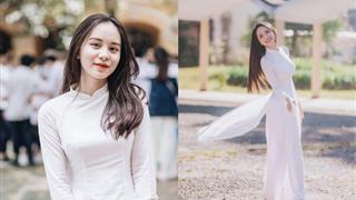 Những lỗi mặc áo dài đi học khiến các nữ sinh trông 'phát tướng'