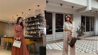 Những mẫu trang phục xuân hè cho nàng công sở giúp style đi làm nâng cấp ngoạn mục