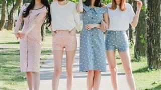 Gợi ý cách phối đồ với gam màu pastel chuẩn thời trang