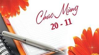 Những lời tri ân thầy cô chân thành và ý nghĩa nhất vào ngày 20/11