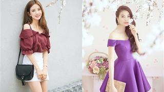 Chọn màu váy áo nào là phù hợp để tôn lên nước da đẹp của bạn?