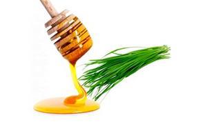 Lá hẹ hấp mật ong chữa được bệnh gì?