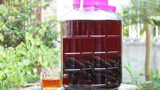 Cách làm chuối hột ngâm rượu bồi bổ sức khỏe cả năm