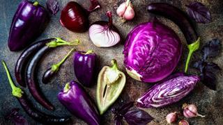 Lợi ích đặc biệt từ rau củ quả màu tím bạn ăn hàng ngày