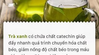 7 tác dụng của trà xanh - Nước uống thần kỳ tốt cho sức khỏe